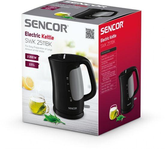 SENCOR SWK 2511BK