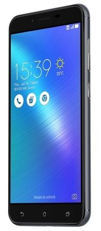 Asus GSM telefon Zenfone 3 Max, siv (ZC553KL)