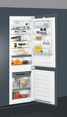 Whirlpool vgradni kombinirani hladilnik ART 6711 A++ SF