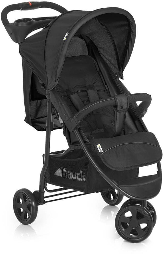Hauck Citi Neo II 2020 kočárek černá