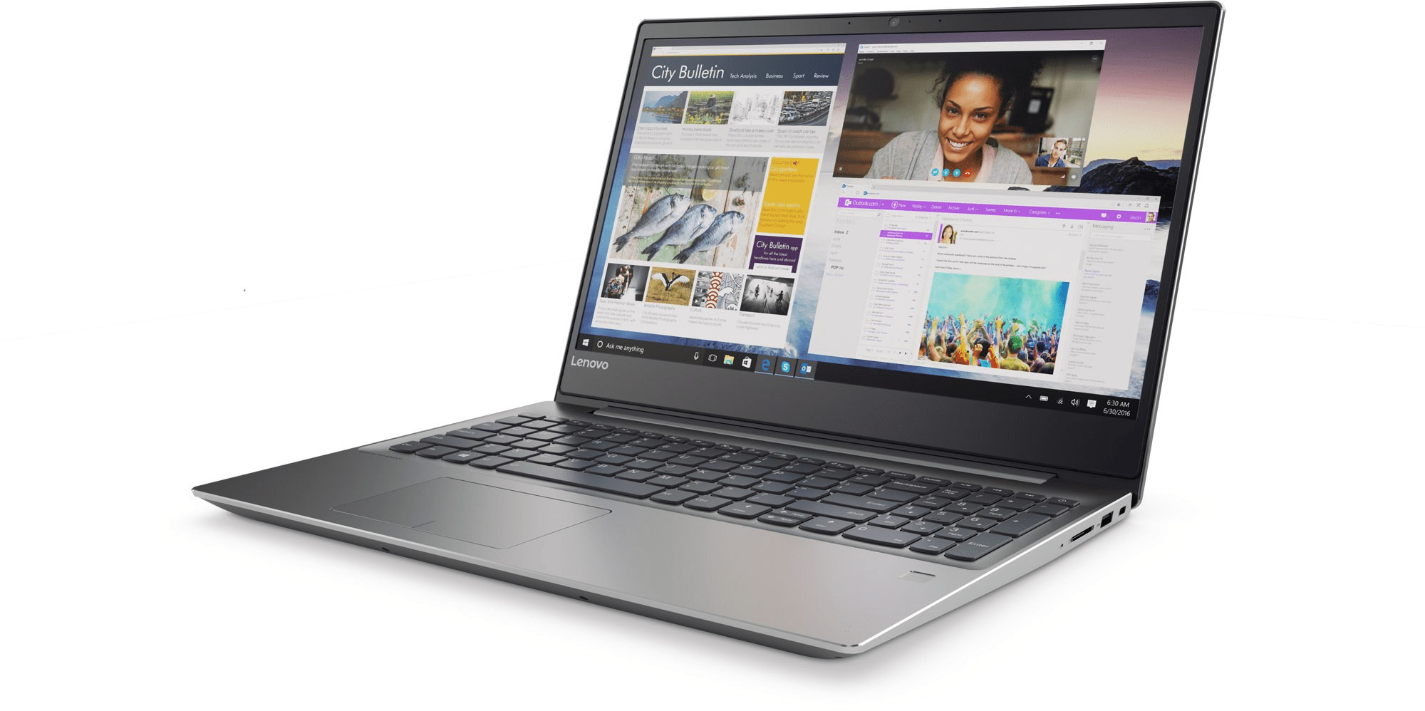 Notebook IdeaPad 720