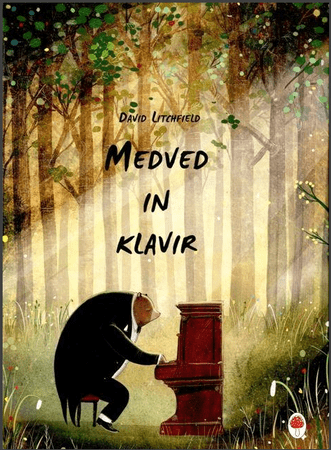 David Litchfield: Medved in klavir