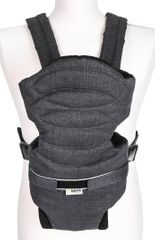 Hauck klokanica 2-Way Carrier 2019 melange charcoal, siva