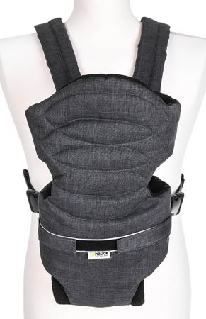 Hauck 2-Way Carrier nosítko 2018 melange charcoal - rozbaleno