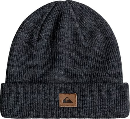 Quiksilver czapka zimowa Performed Dark Charcoal Heather