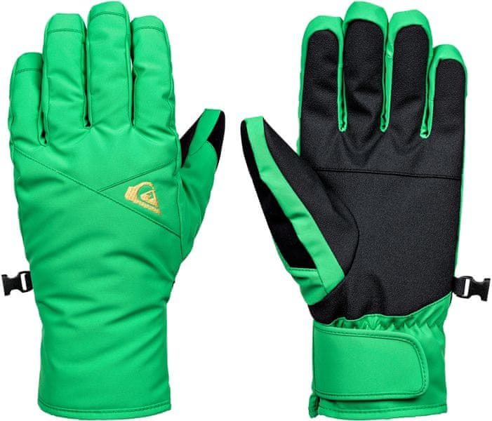 Quiksilver Cross Glove M Glov Gnk0 Kelly Green S