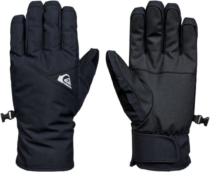 Quiksilver Cross Glove M Glov Kvj0 Black S