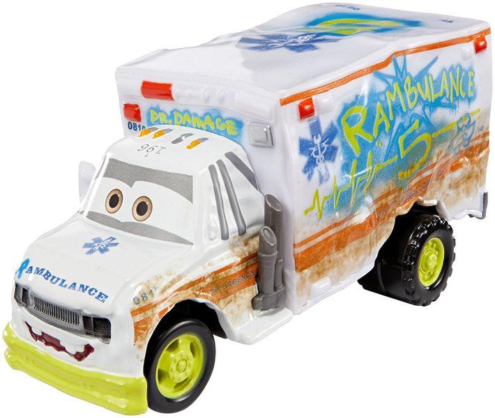 Mattel Cars 3 Velké auto Dr. Damage