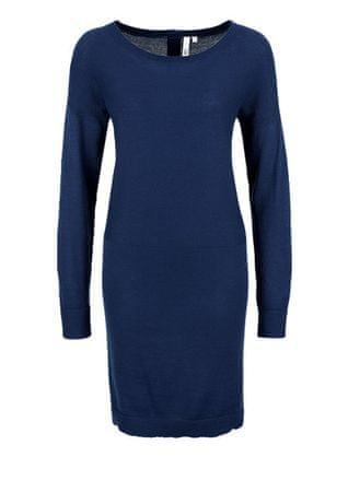 s.Oliver sukienka damska M niebieski