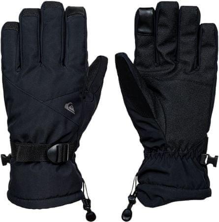 Quiksilver Mission Glove M Glov Kvj0 Black M