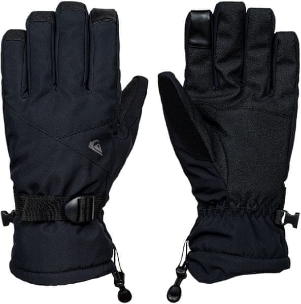 Quiksilver Mission Glove M Glov Kvj0 Black XL