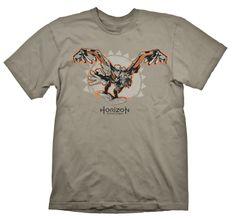 T-shirt  Horizon: Zero Dawn - Stormbringer (rozmiar L)