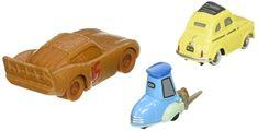 Mattel Auta 3 - Autka Luigi i Quido