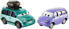 Mattel Cars 3 auta 2 ks Minny - rozbaleno