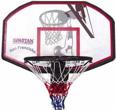 Spartan tabla za košarko San Franzisco
