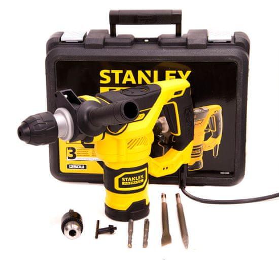Stanley FME1250K Vrtací kladivo SDS+ 3,5 J
