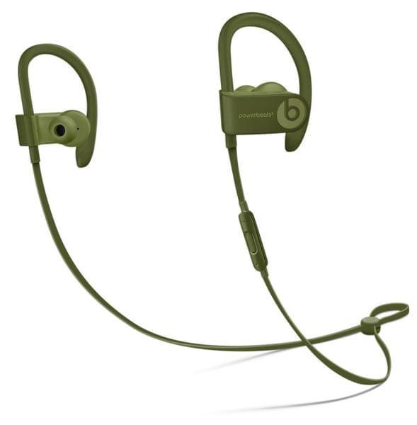 Beats Powerbeats 3 Wireless, Tmavě Zelené - Rozbaleno