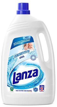 Lanza Sensitive 3,96 l, 60 praní