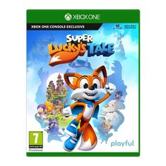 Microsoft Super Lucky's Tale / Xbox One