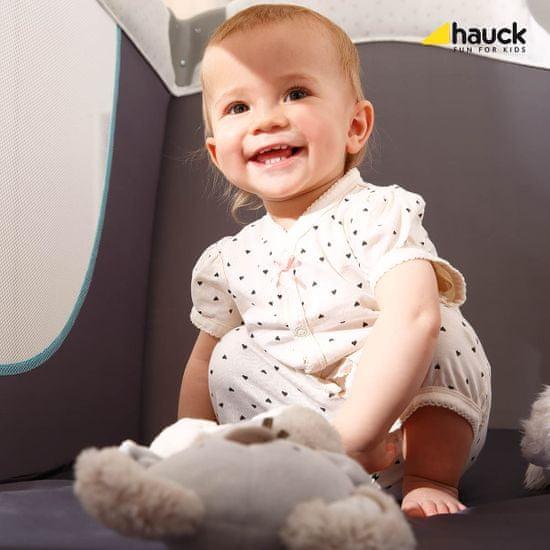 Hauck łóżeczko turystyczne Play´n Relax 2020 hearts
