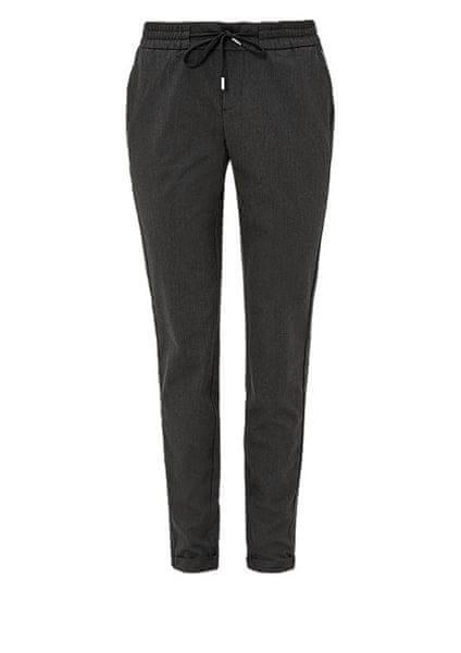 s.Oliver dámské kalhoty 40/32 černá