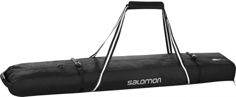 Salomon Extend 2P 175+20 Skibag Black/Light Onix