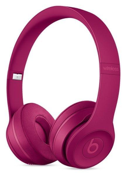 Beats Solo3 Wireless, cihlově červená (MPXK2ZM/A)