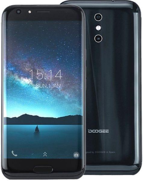 Doogee BL5000 4GB/64GB, Dual SIM, černý