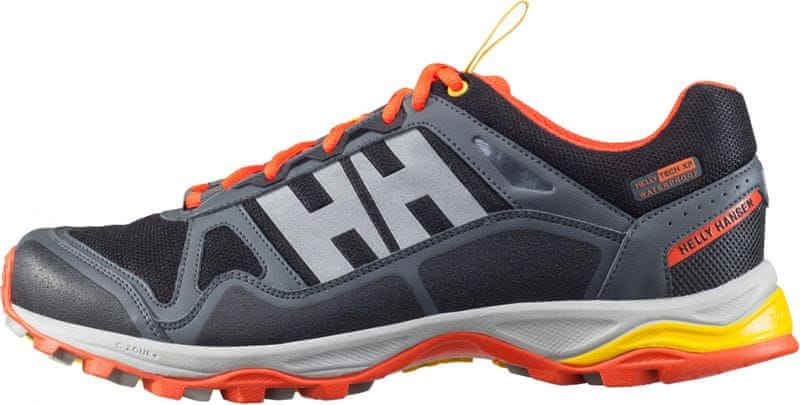 Helly Hansen Pace Trail 2 Ht Black/Ebony/Sunrise / EU 44/US 10