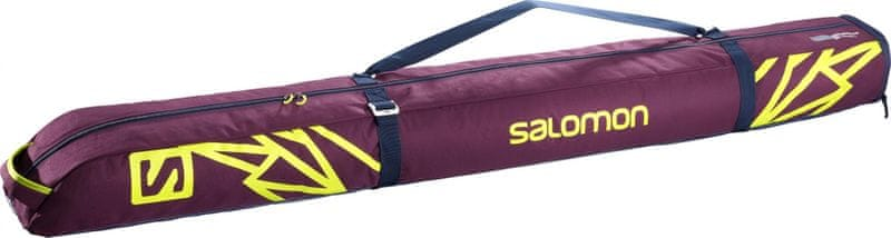 Salomon Extend 1P 165+20 Skibag Maverick/Acid Lime