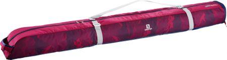 Salomon vreča za smuči Extend, 1P, 165+20 cm, roza