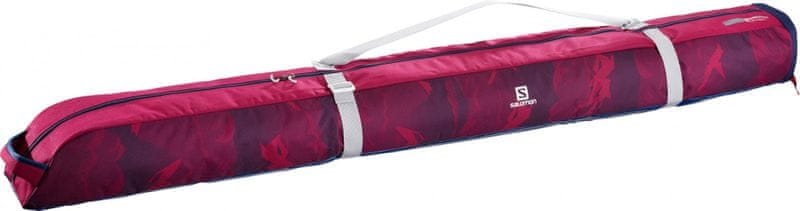 Salomon Extend 1P 165+20 Skibag Beet Red/Fig/Vapor