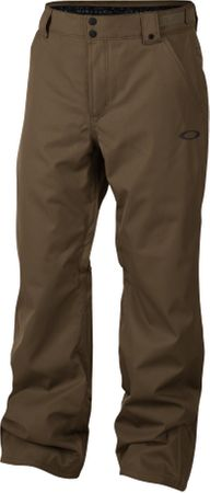 Oakley moške hlače Sunking 10K BZS, rjave, L