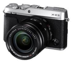 FujiFilm X-E3 + XF 18-55
