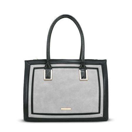 Lydc ženska torbica, siva