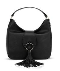 Lydc torbica, črna