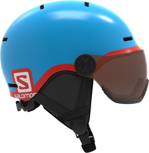Salomon Grom Visor Blue Km 53-56