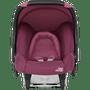 2 - Britax Römer fotelik samochodowy BABY-SAFE 2019, Safe Wine Rose