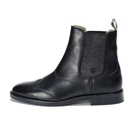 Marc O´Polo dámské chelsea boty 38 černá