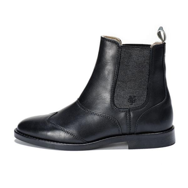 Marc O´Polo dámské chelsea boty 40 černá