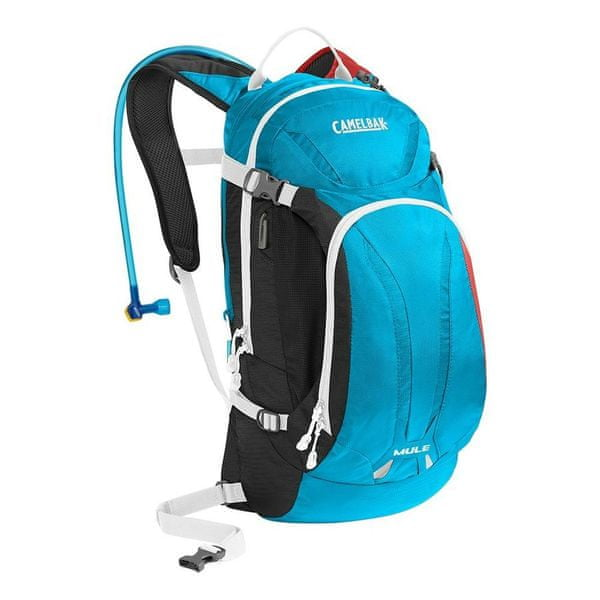 Camelbak Mule Charcoal/Atomic Blue/Barbados Cherry