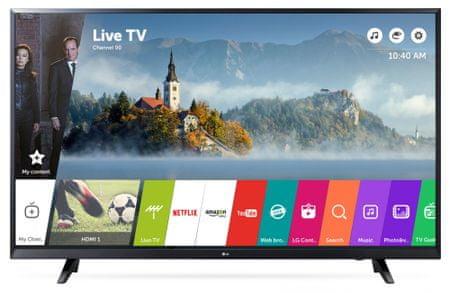LG TV sprejemnik 65UJ620V