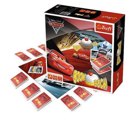 Trefl Boom Boom Auta/Cars 3 společenská hra