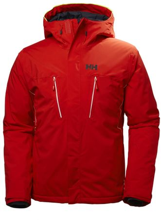 Helly Hansen moška jakna Charger Jacket Alert Red, rdeča, XL
