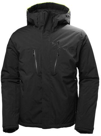 Helly Hansen moška jakna Charger Jacket Black, črna, XXL