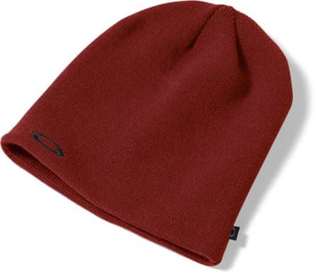 Oakley Fine Knit Beanie Iron Red  f1e506efee