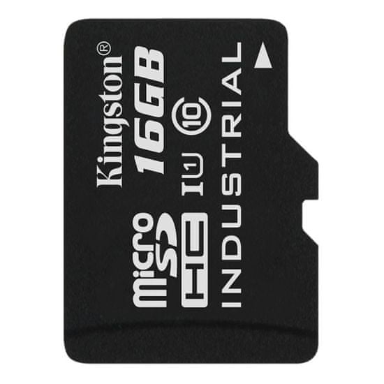 Kingston spominska kartica SDHC 16 GB UHS-1, 90 MB/s (SDCIT/16GBSP)