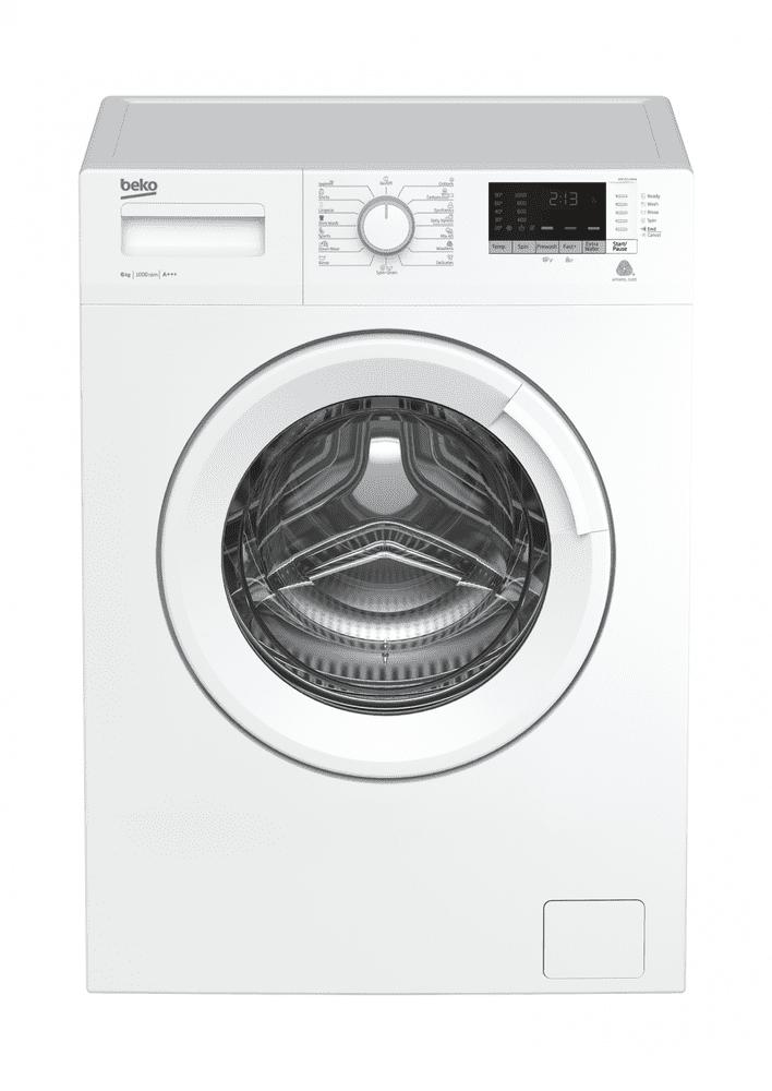 Beko pračka WRE 6512 BWW - zánovní