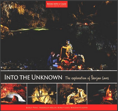 Borut Peric, Friedrich Müller, and other: Into the unknown: The Story of Škocjan Caves
