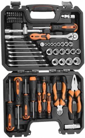 Hecht zestaw narzędzi ręcznych 2076